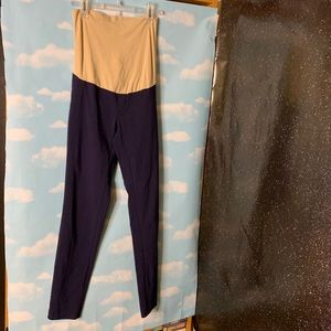 Motherhood- Navy Blue Pants size Small